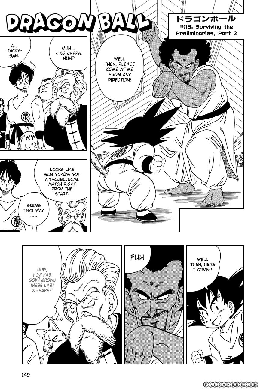 Dragon Ball 115 Page 2