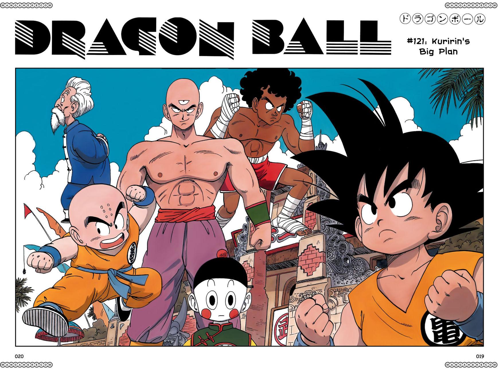 Dragon Ball 121 Page 3