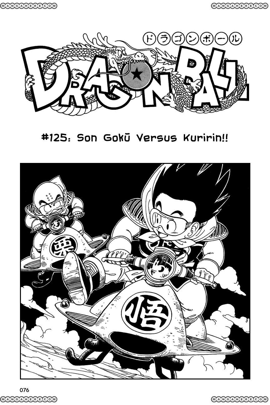 Dragon Ball 125 Page 2