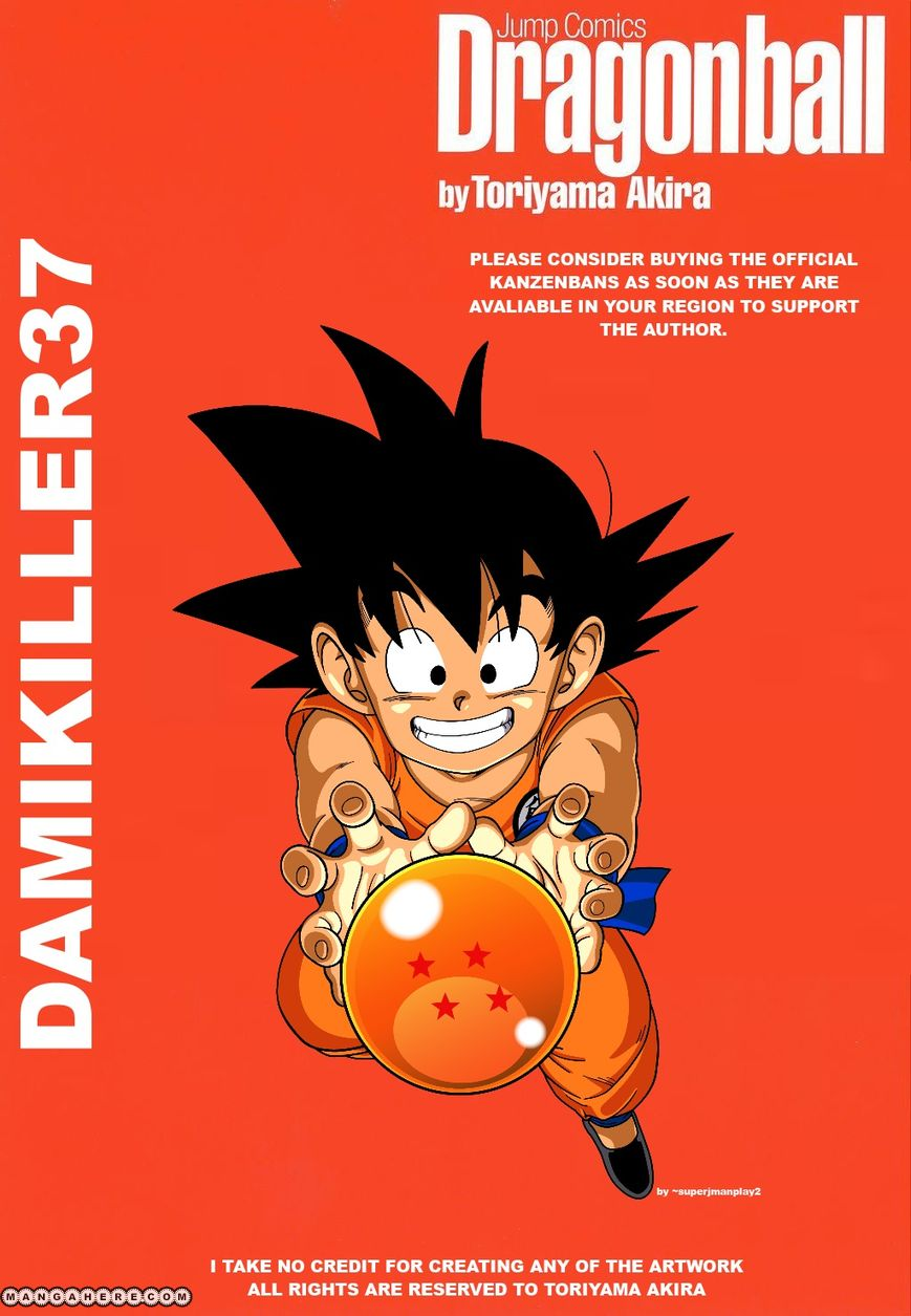 Dragon Ball 153 Page 1