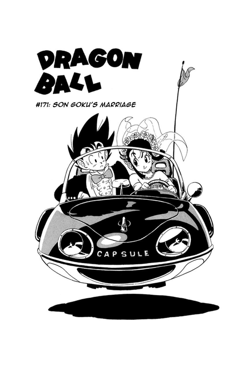 Dragon Ball 171 Page 1