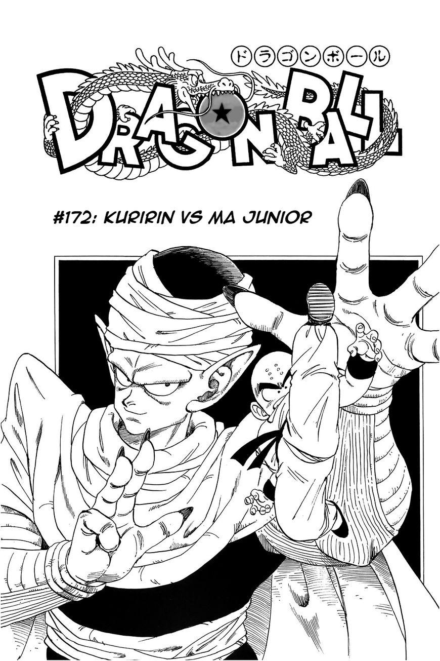 Dragon Ball 172 Page 1