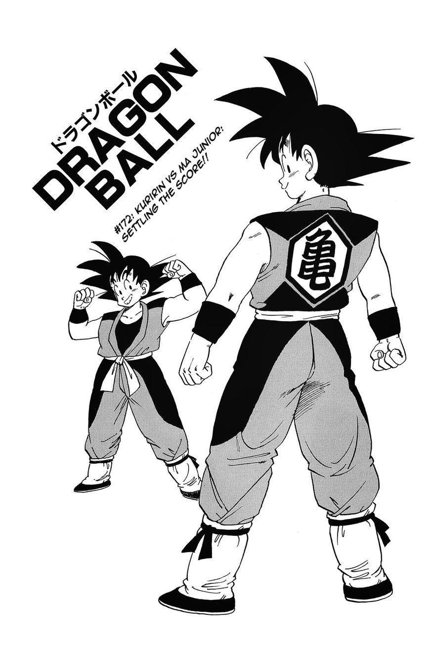 Dragon Ball 173 Page 1