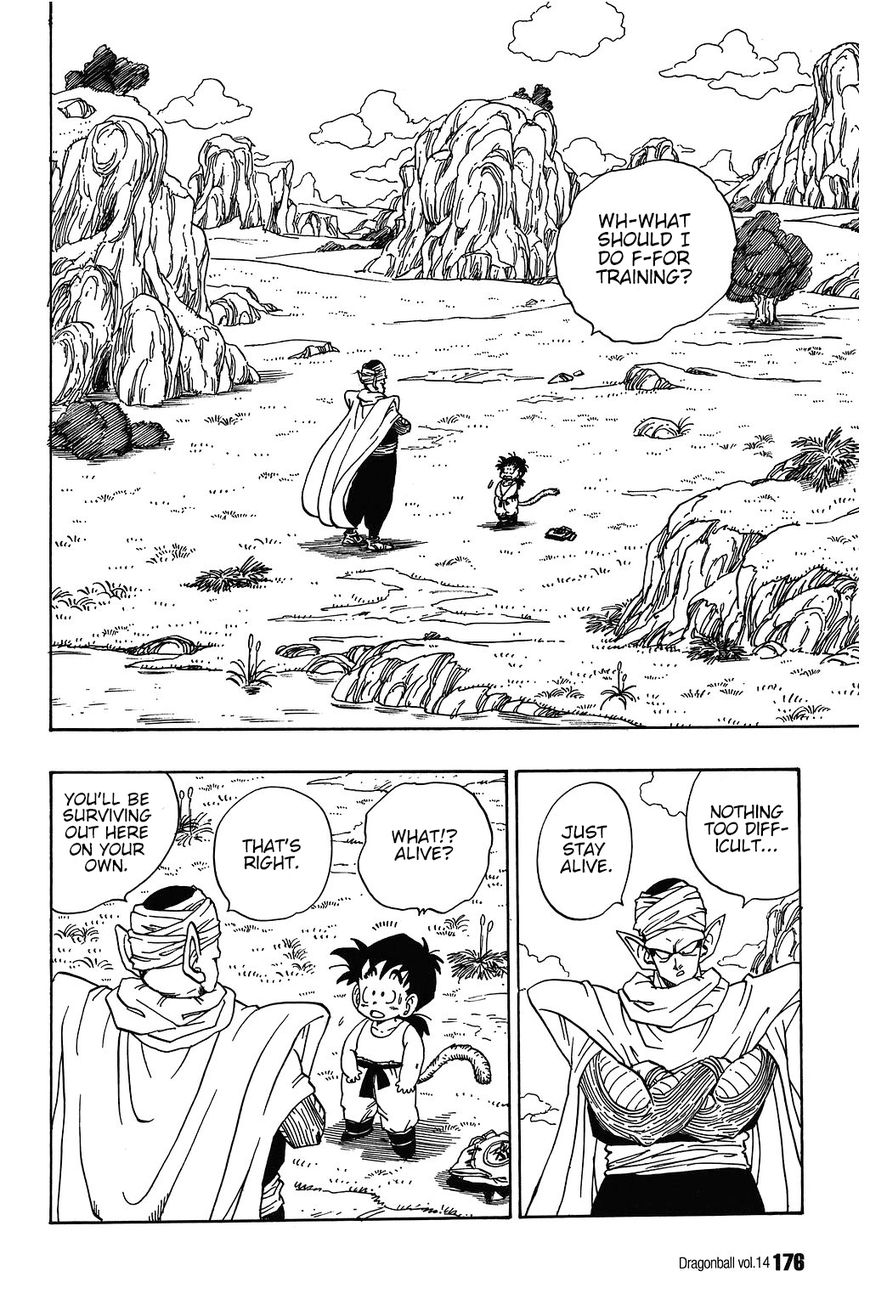 Dragon Ball 208 Page 1