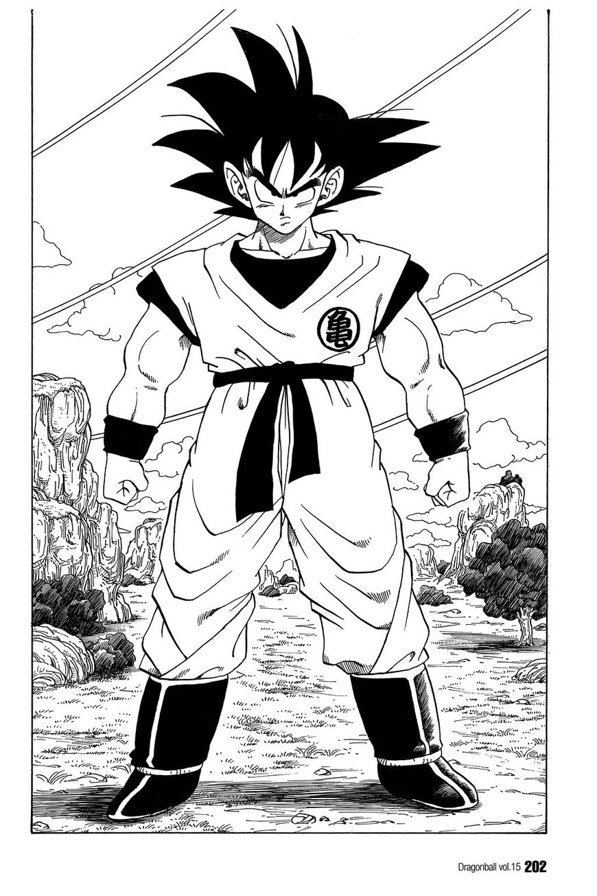 Dragon Ball 224 Page 1