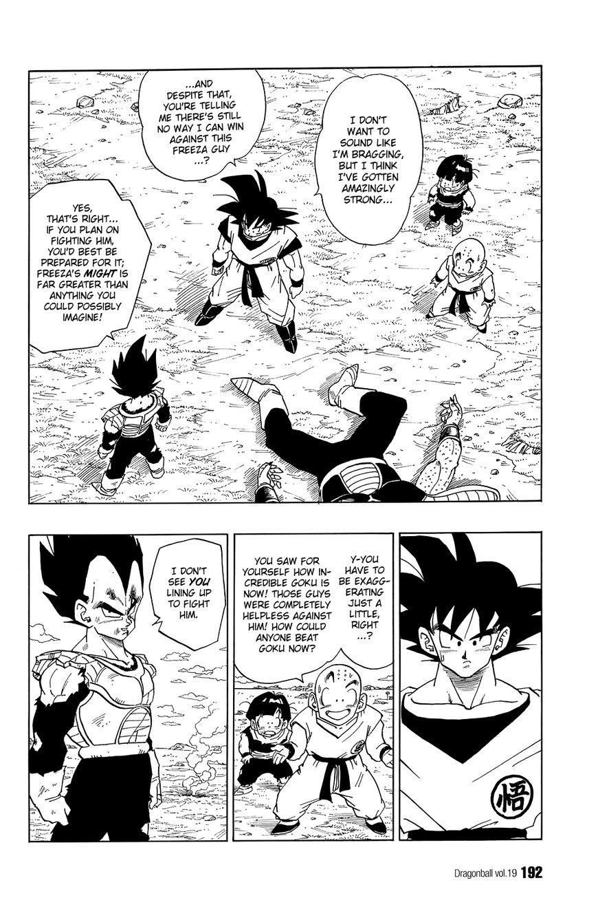 Dragon Ball 283 Page 1