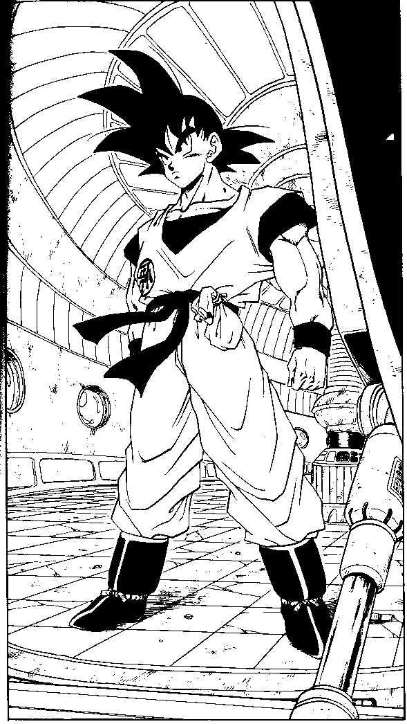 Dragon Ball 3 Page 3