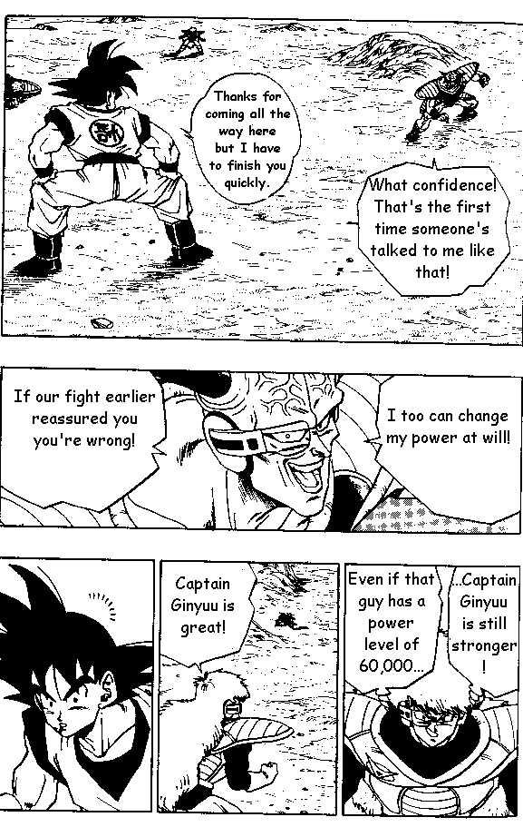 Dragon Ball 8 Page 5