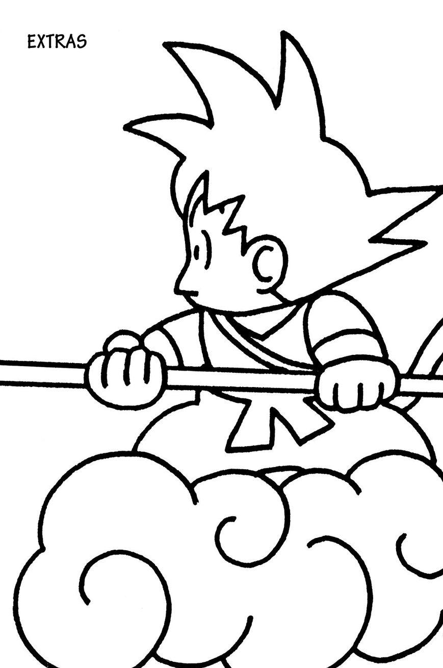 Dragon Ball 436.5 Page 1