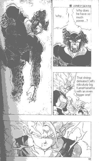 Dragon Ball 3 Page 1