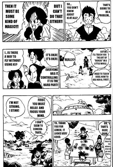 Dragon Ball 8 Page 3