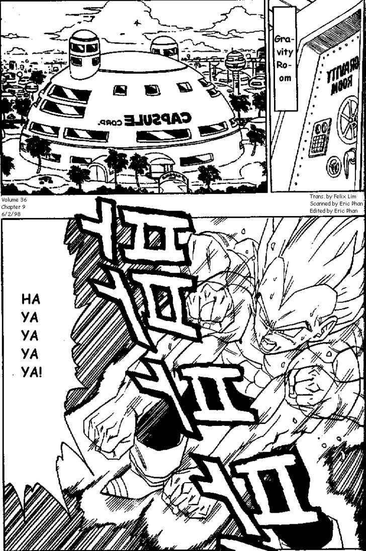 Dragon Ball 9 Page 1