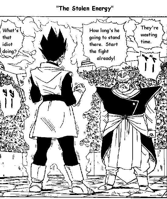 Dragon Ball 12 Page 1