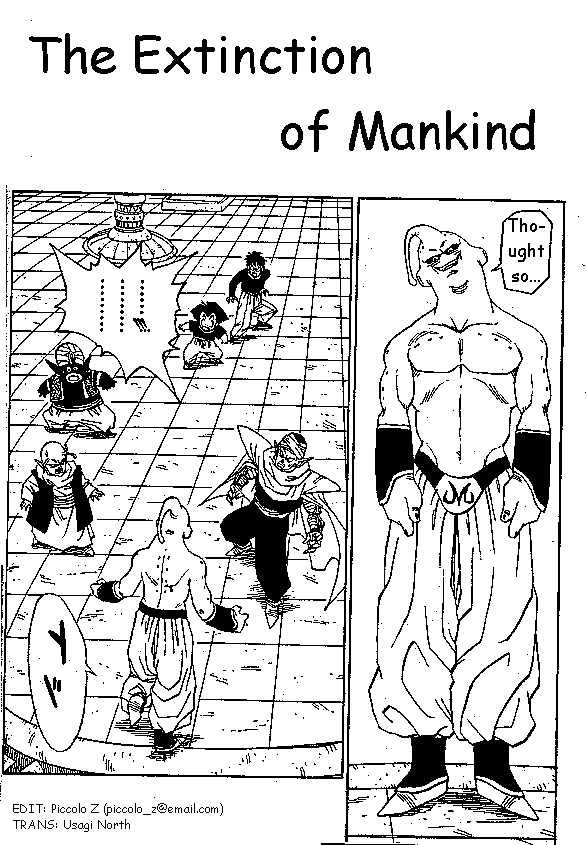 Dragon Ball 2 Page 1