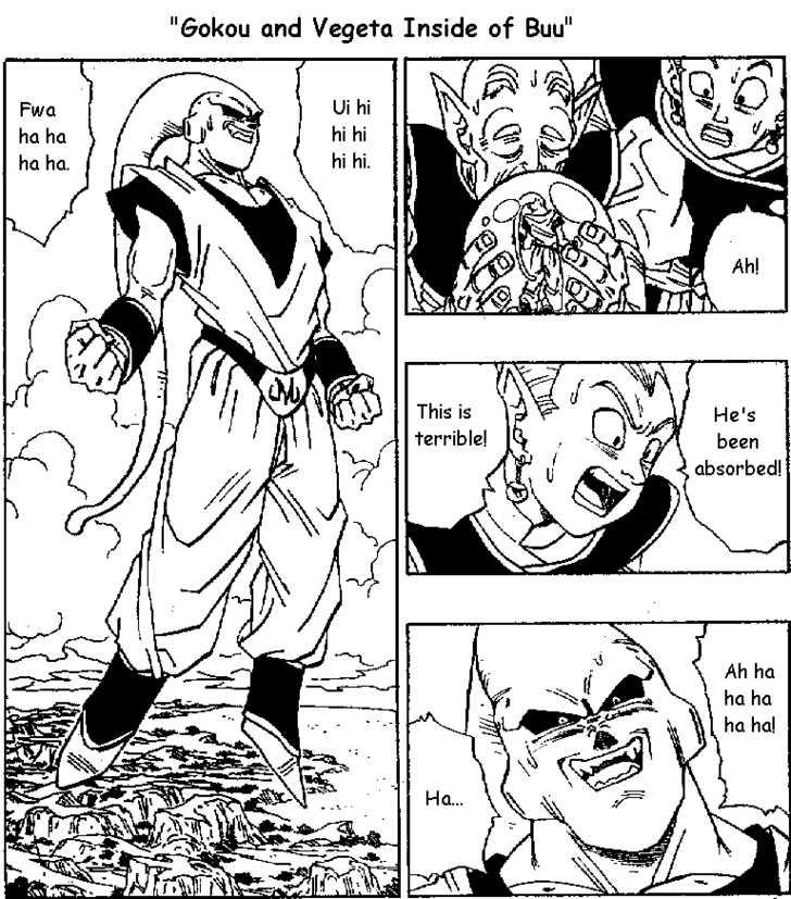 Dragon Ball 4 Page 1