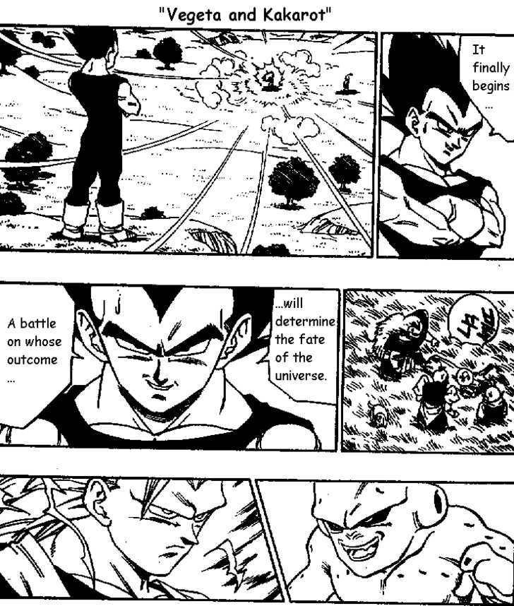 Dragon Ball 8 Page 1