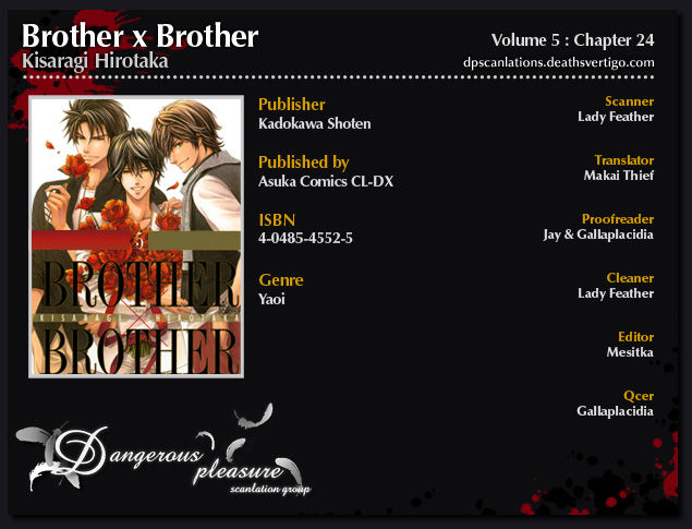 Brother X Brother 24 Page 2