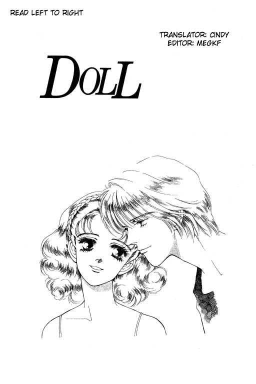 Doll 3 Page 1