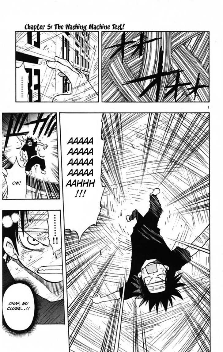 Law of Ueki Plus 5 Page 2