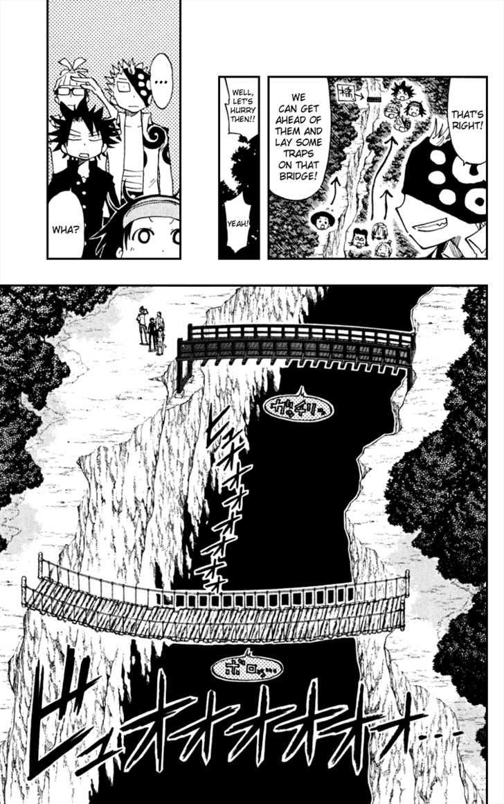 Law of Ueki Plus 19 Page 3