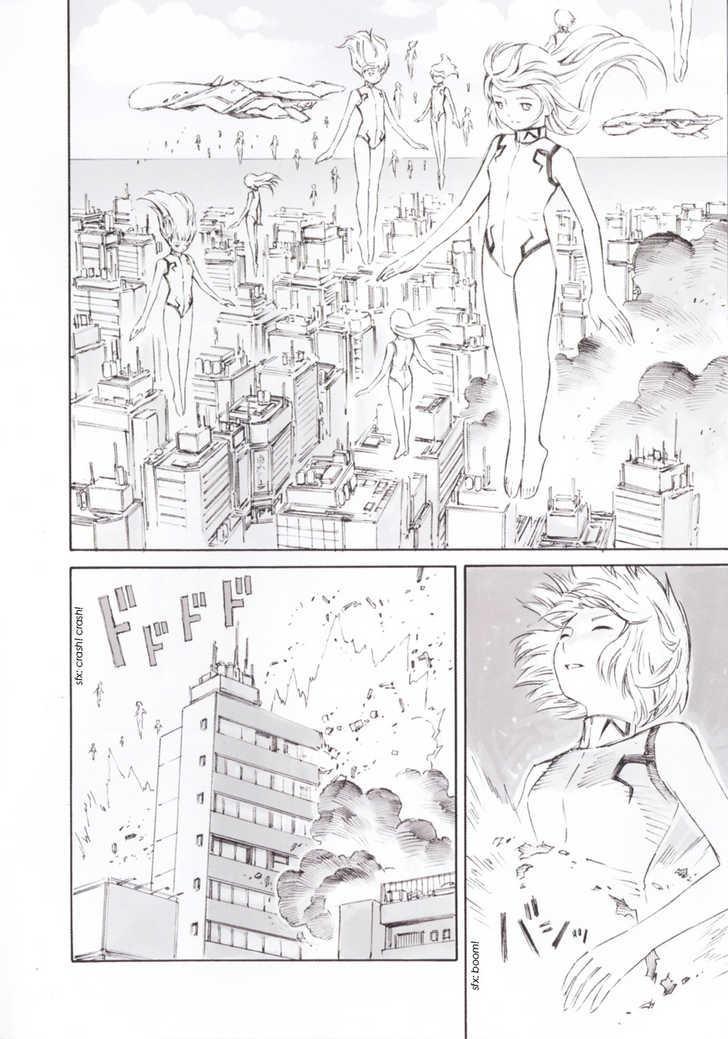 Blue Drop - Maiorita Tenshi 1 Page 3
