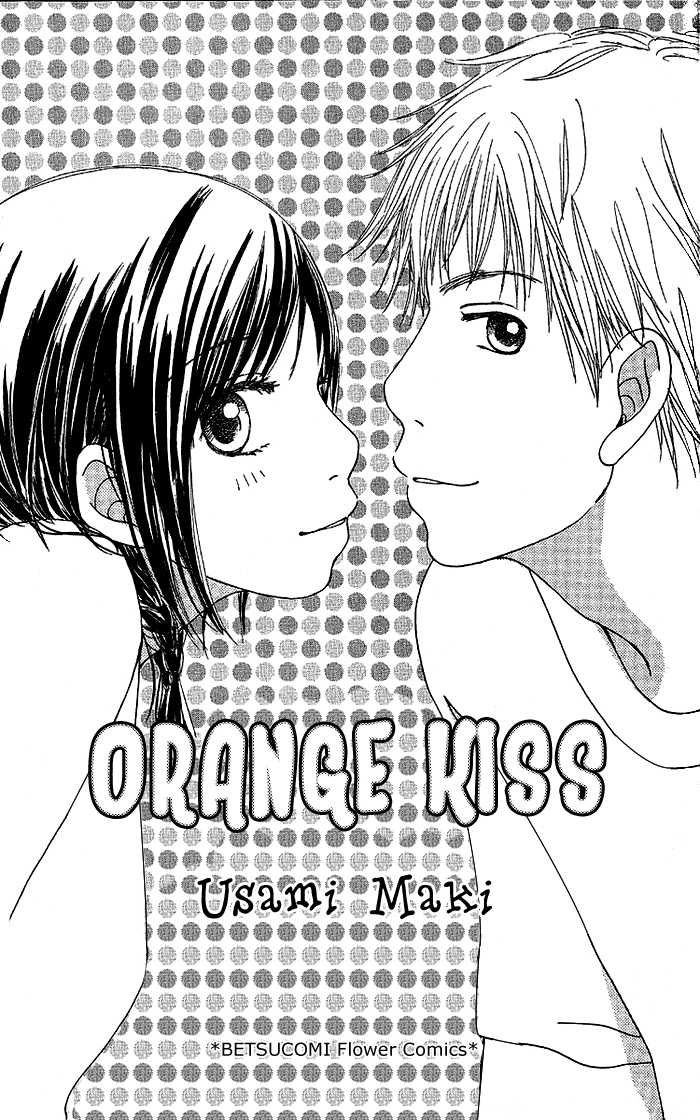 Orange Kiss 1 Page 3