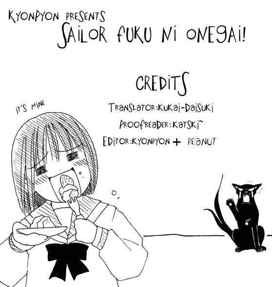 Sailor Fuku ni Onegai! 4 Page 1