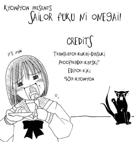 Sailor Fuku ni Onegai! 5 Page 1