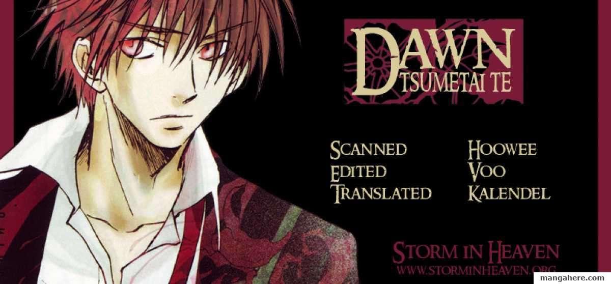 Dawn - Tsumetai Te 18 Page 1