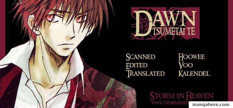 Dawn - Tsumetai Te 19 Page 1