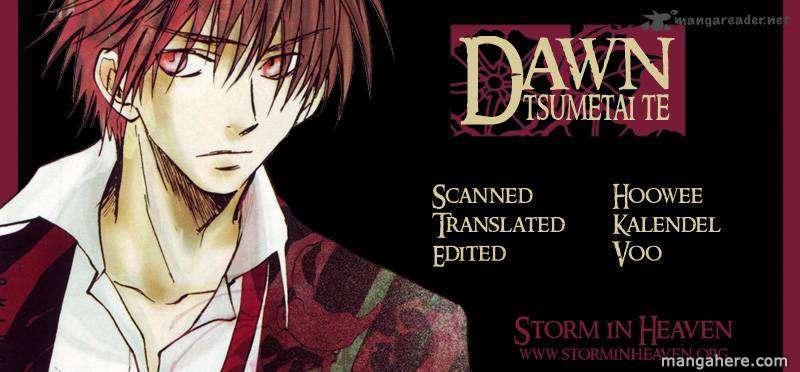 Dawn - Tsumetai Te 22 Page 1