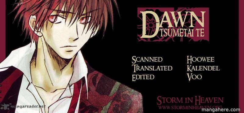 Dawn - Tsumetai Te 23 Page 1