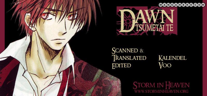 Dawn - Tsumetai Te 27 Page 1