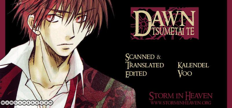 Dawn - Tsumetai Te 32 Page 1