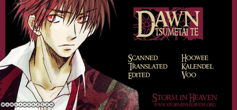 Dawn - Tsumetai Te 34 Page 1