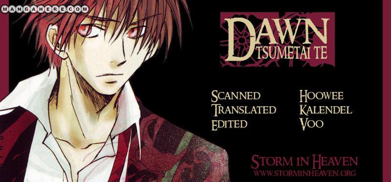 Dawn - Tsumetai Te 37 Page 1