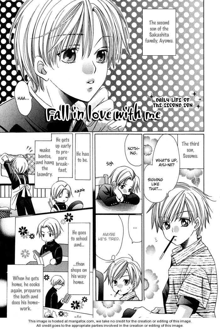 Saa Koi ni Ochitamae 8.3 Page 3