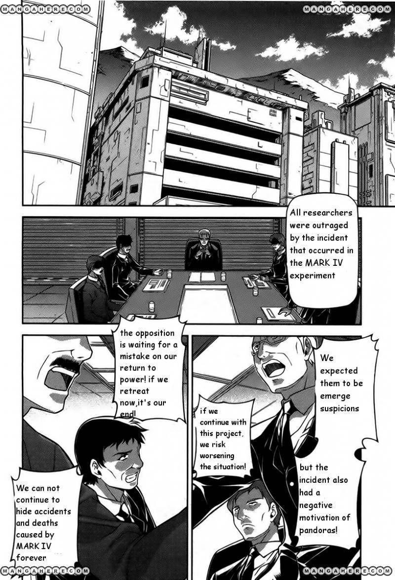 Freezing 64 Page 1