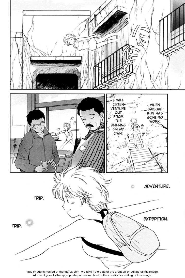 Itoshi no Kana 21.5 Page 2
