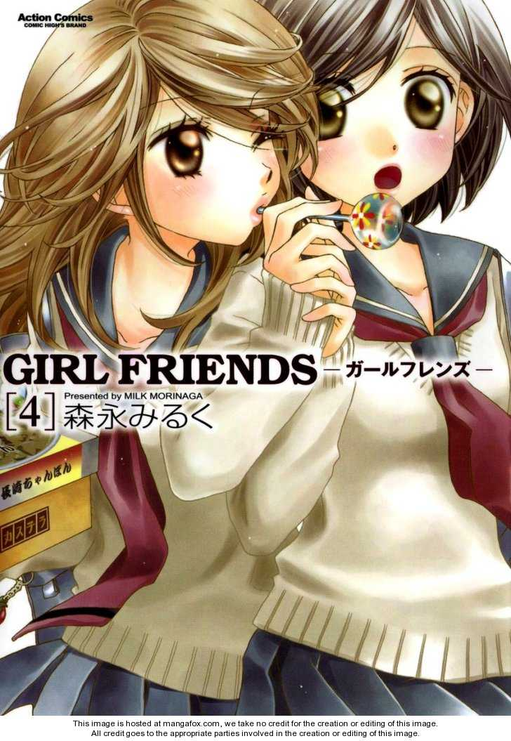 Girl Friends 28.5 Page 1
