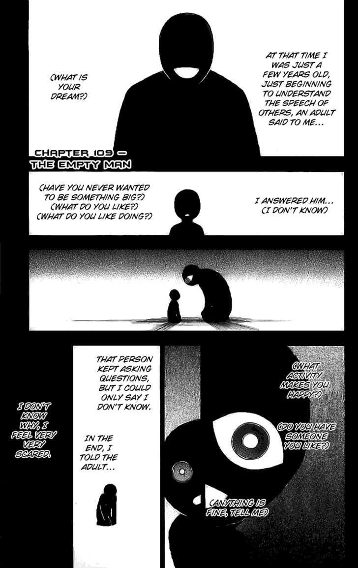 Kekkaishi 109 Page 1