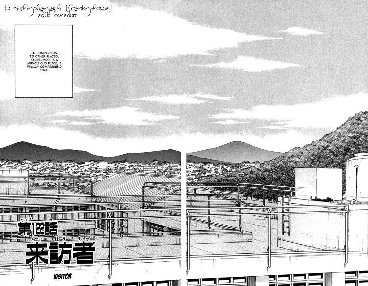 Kekkaishi 122 Page 2
