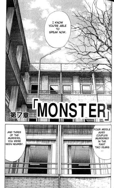 Monster 7 Page 1