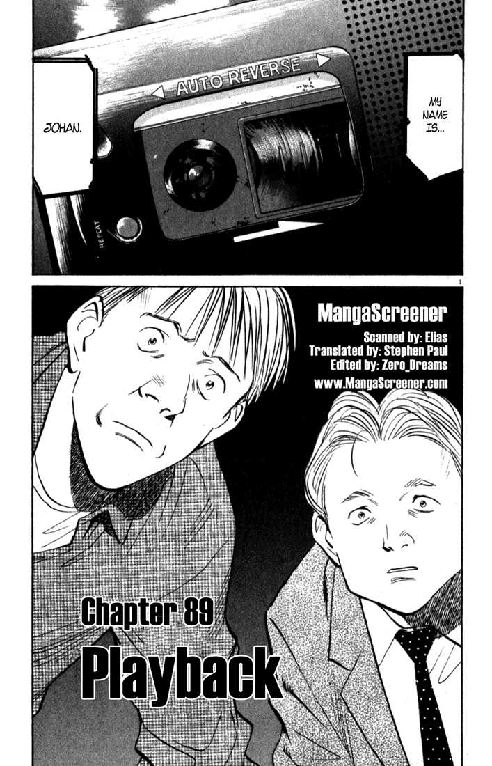Monster 89 Page 1