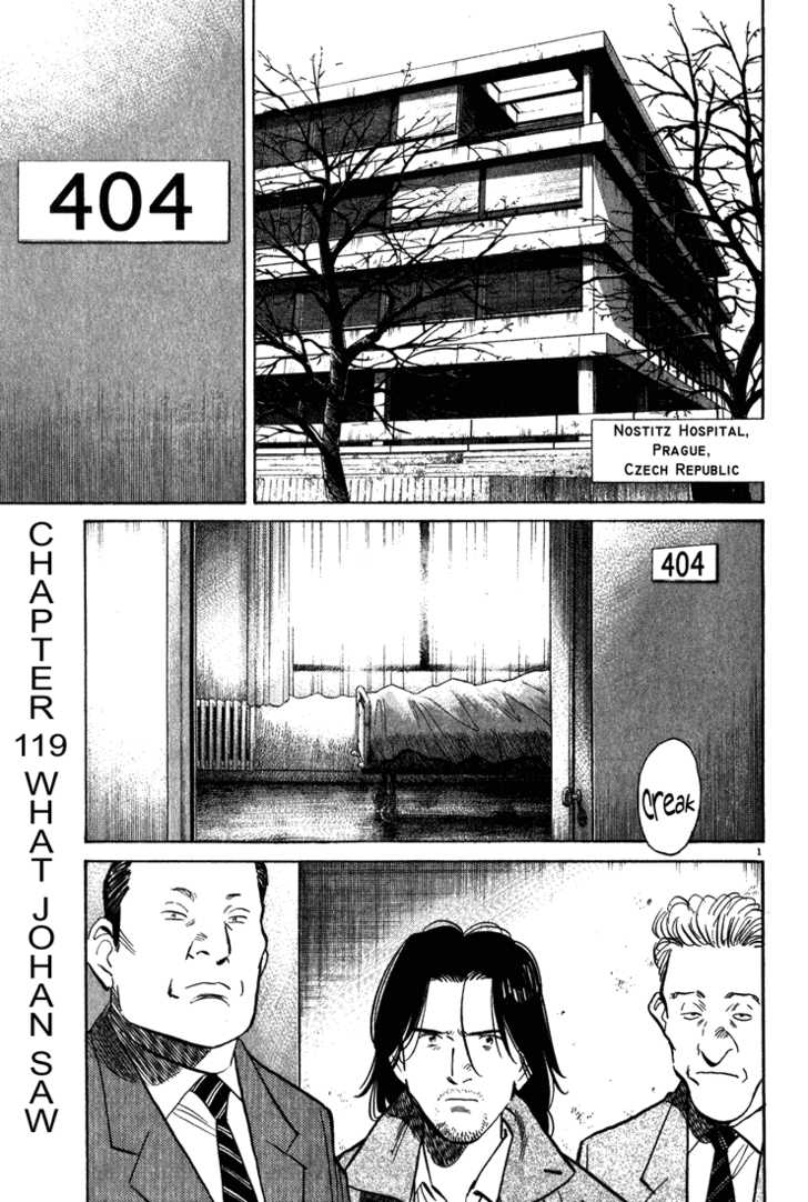 Monster 119 Page 1
