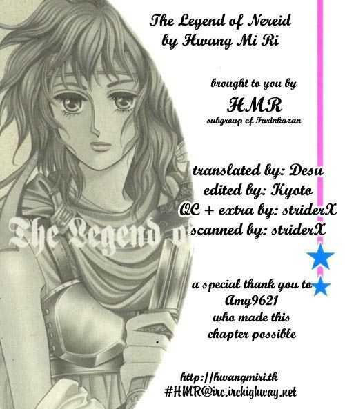 Legend of Nereid 3 Page 1