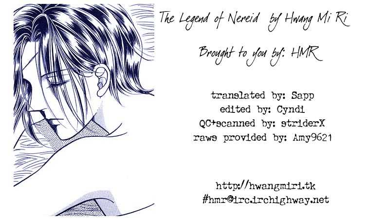 Legend of Nereid 10 Page 1