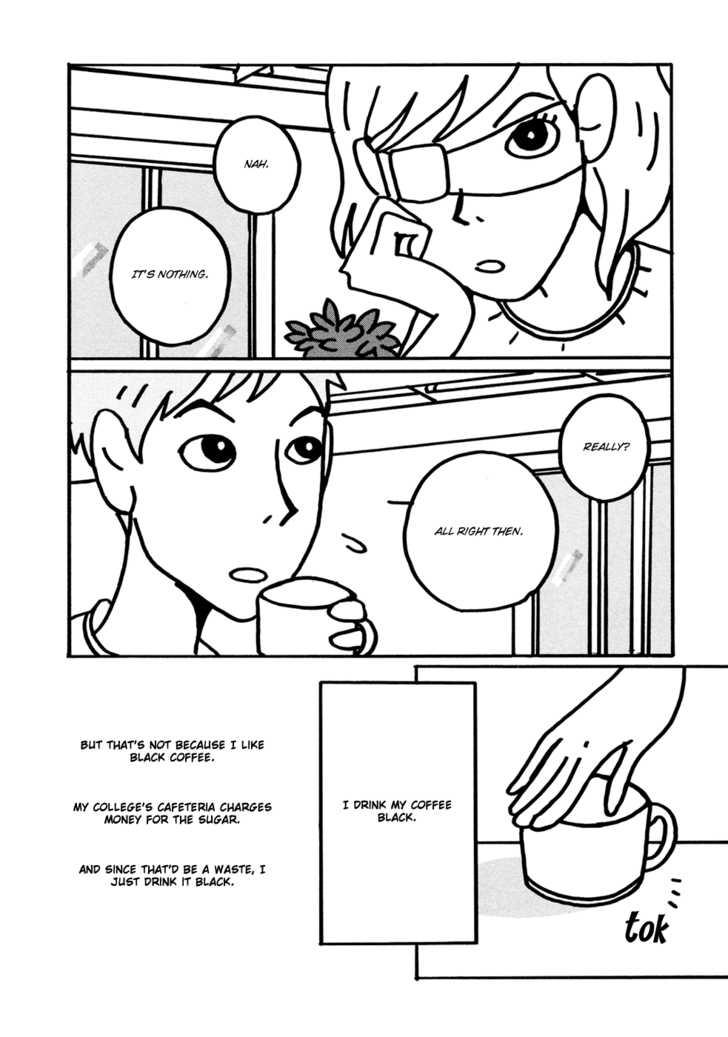 Comic Cue 1 Page 2