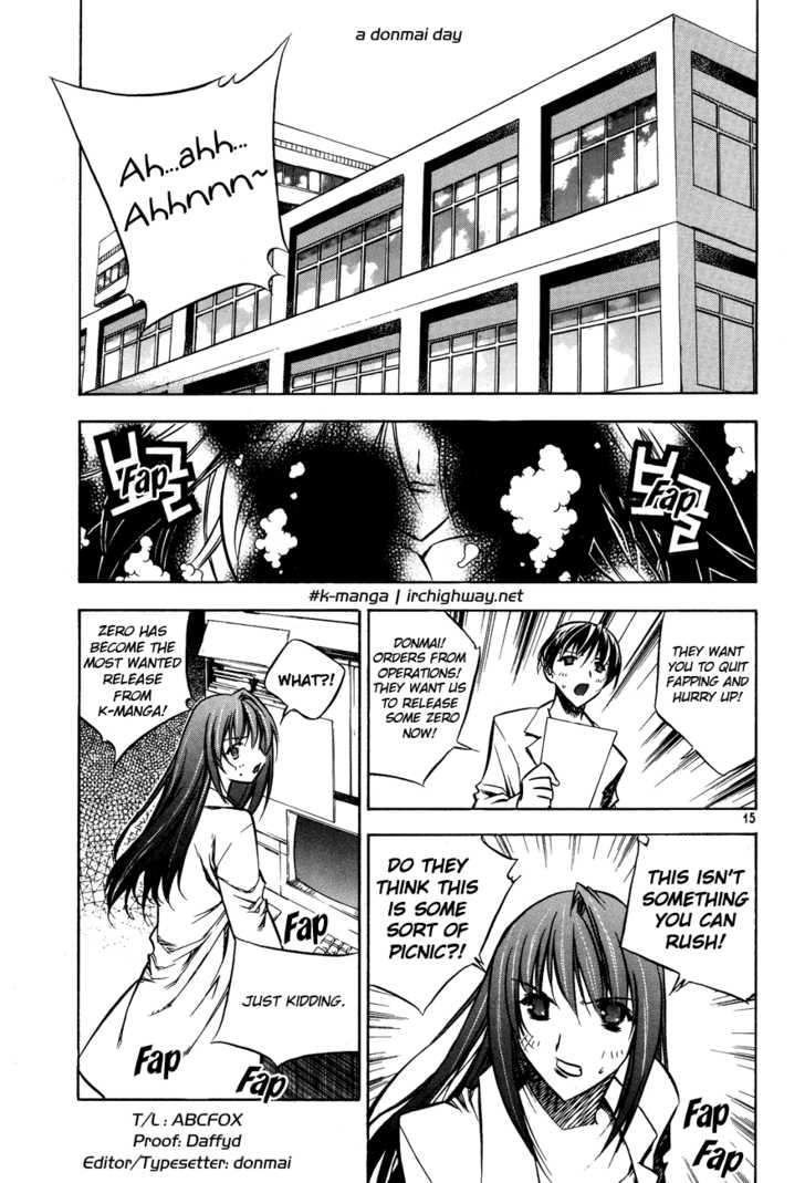 Zero 21 Page 1