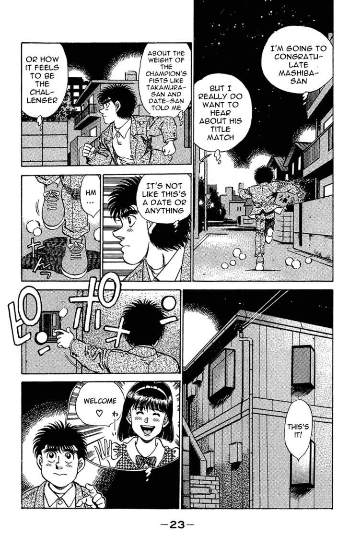 Hajime no Ippo 180 Page 3
